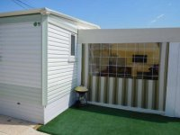 Spacious 2 bedroom mobile home on the Palms (37)